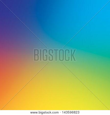 Abstract vector mesh background, color gradient, rainbow vector wallpaper