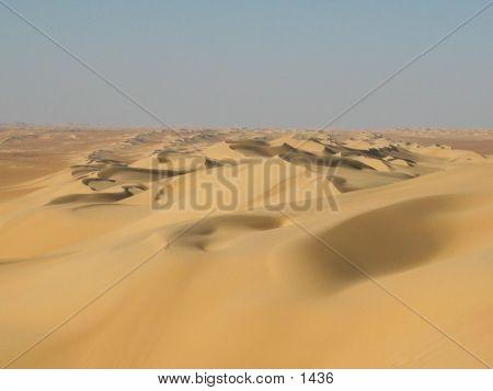 Abo Meharek Sand Dunes
