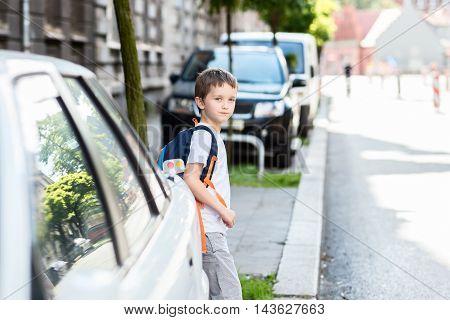 Dangerous Road To School