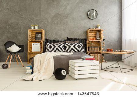 Eco Bedroom Idea