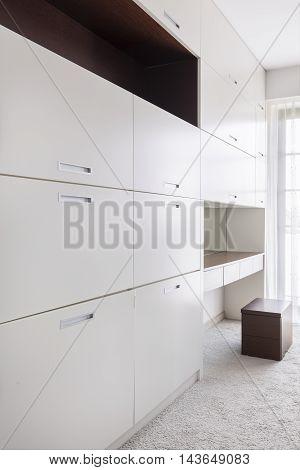 Beautiful And Pragmatic Storage Solution