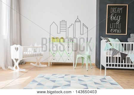 Pastel Colors In Your Baby Room