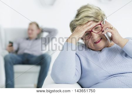 Calling Her Family