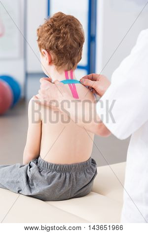 Kinesio Taping In Pediatrics