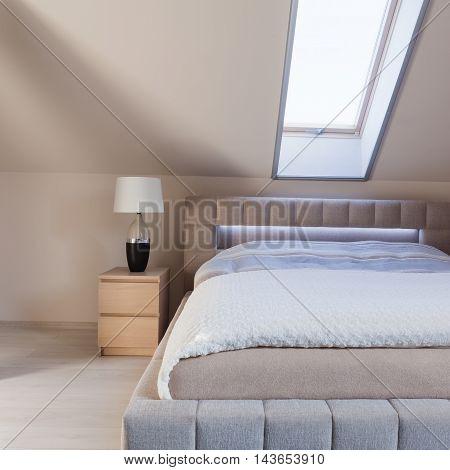 Marriage Bed In Luxury Bedroom