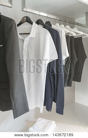 Black And White Color Tone Clothes