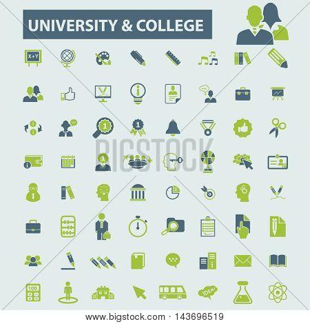 university college icons