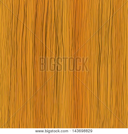Hand drawn wood seamless texture, teak wood. Background for your design.