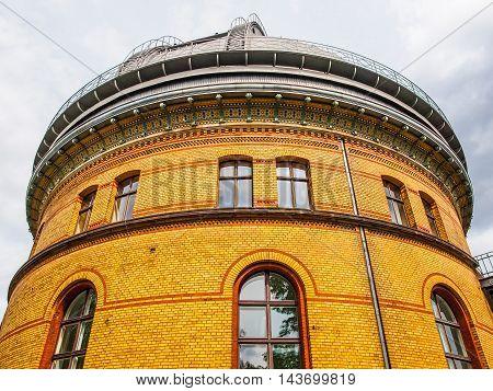 Grosser Refraktor In Potsdam (hdr)
