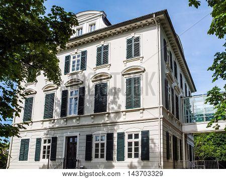 Museum Fur Angewandte Kunst In Frankfurt Am Main (hdr)