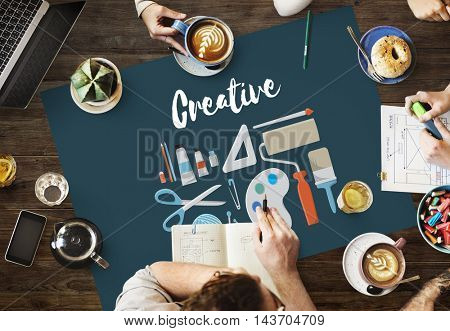 Ideas Creative Design Imagination Inspiration Concept