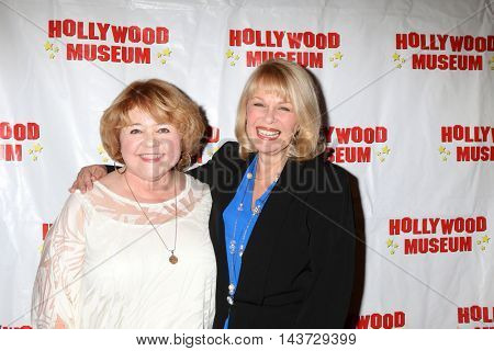 LOS ANGELES - AUG 18:  Patrika Darbo, Ilene Graff at the