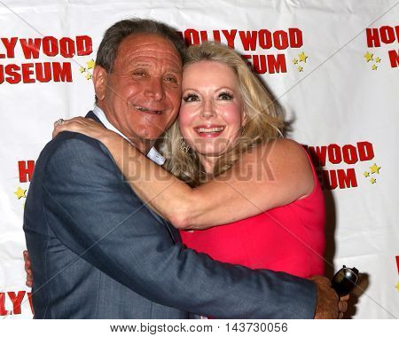 LOS ANGELES - AUG 18:  Husband, Kym Karath at the