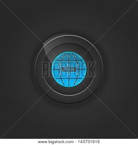 Black Button Web.