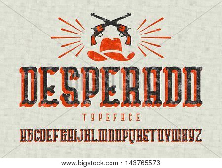 Desperado Typeface 01.eps