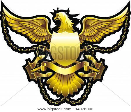 Águia de ouro