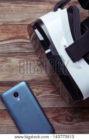 Virtual reality, VR glasses