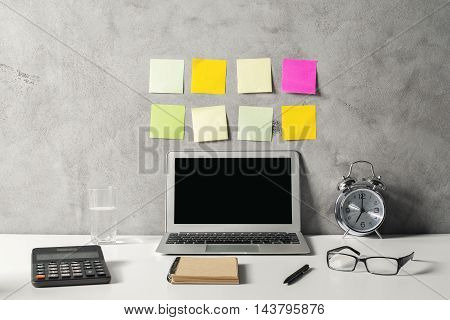 Hipster Workspace