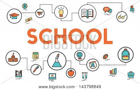 Education Learning Academic School Study Concept