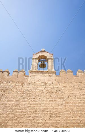 Belfry At Almeria Castle