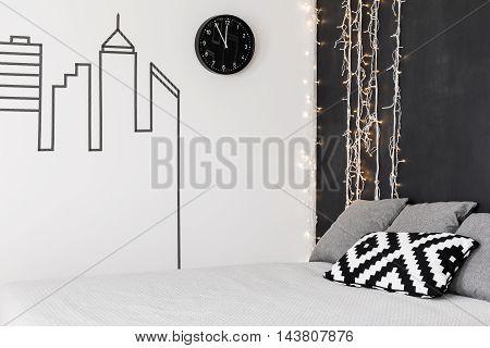 Minimalism In Modern Bedroom