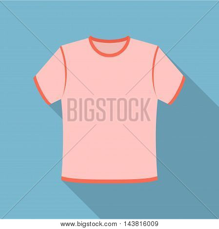 T-shirt icon of vector illustration for web and mobile design