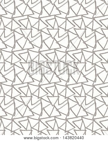 3D Perforated Triangles