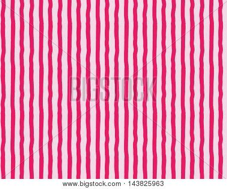 Marker Brushed Pink Lines