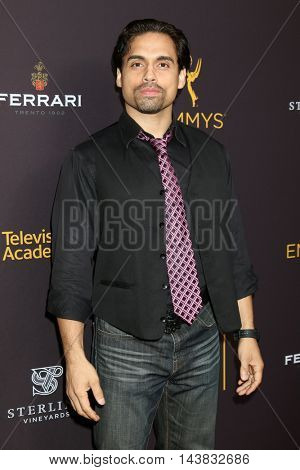 LOS ANGELES - AUG 22:  Danny Arroyo at the Television Academy's Performers Peer Group Celebration at the Montage Hotel on August 22, 2016 in Beverly Hills, CA