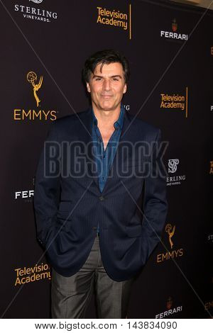 LOS ANGELES - AUG 22:  Vincent Irizarry at the Television Academy's Performers Peer Group Celebration at the Montage Hotel on August 22, 2016 in Beverly Hills, CA