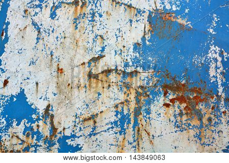 Grunge Metal Surface