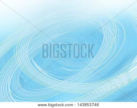 blue blur abstract background