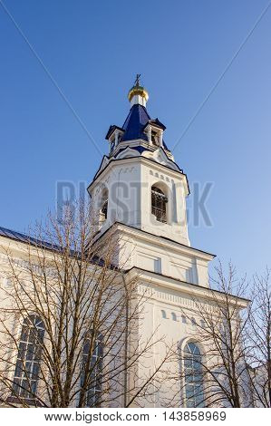 St. Michael the Archangel Church in Novocherkassk, Russia