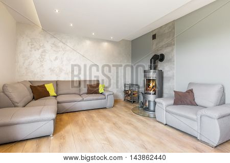 Living Room For Big Family