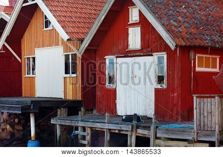 Cottage in Sweden, Scandinavia