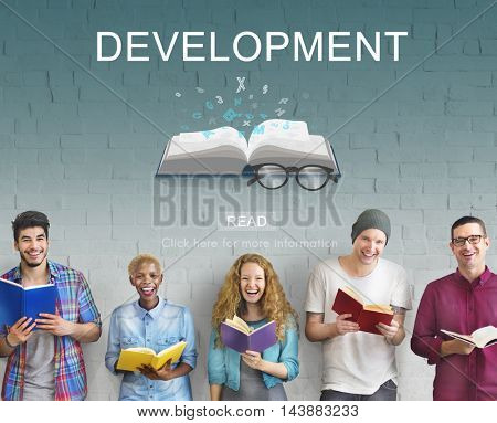Education Inspiration Development Intelligence Concept