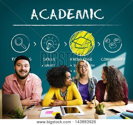 Academic School College University Education Concept