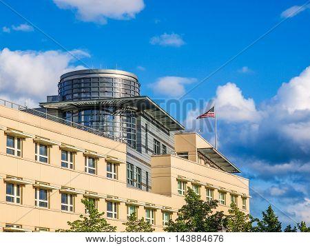 Usa Embassy (hdr)