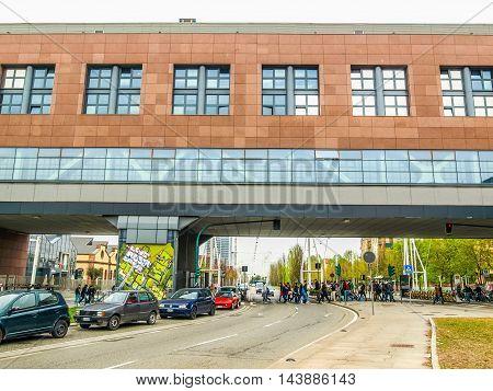 Turin Politechnic School (hdr)