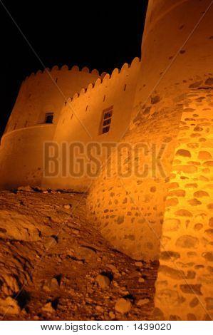 Arabic Tower