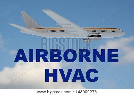 Airborne Hvac Concept