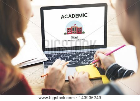 College Academic School Student Concept