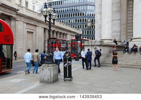 London Bank Junction