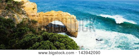 The Arch at Port Campbell National Park, Great Ocean Road, Australia