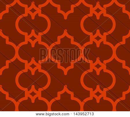 Retro 3D Brown Marrakech