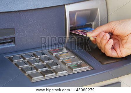 Atm For Cash