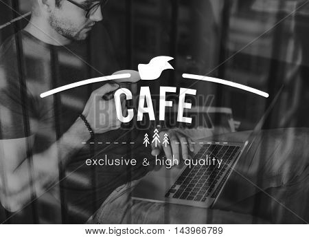 Blog Chat Business Coffee Break Home Concept