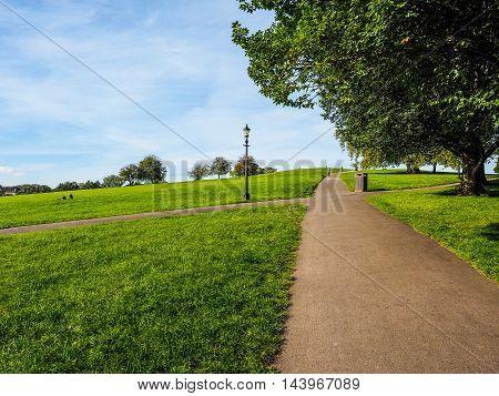 Primrose Hill In London Hdr