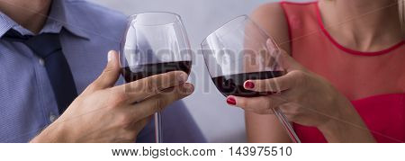 Relaxing Power Of Wine