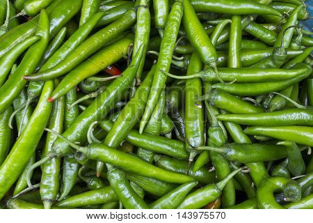 chili, food, Fresh chilli, Green pepper, paprika, pepper, pepper market